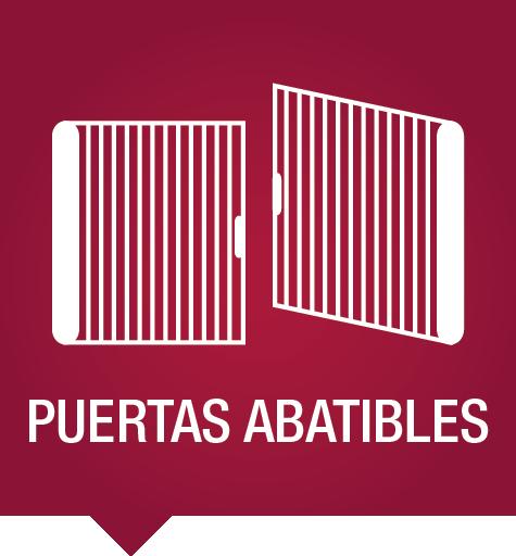 Puertas abatibles residenciales y profesionales - Betafence