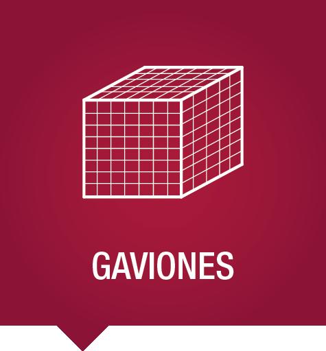 Gaviones : nuestras soluciones para las infraestructuras o la decoración