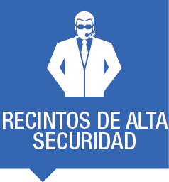 Recintos de alta securidad